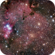 NGC2264 IC447 and compagnons,                                Martin Mutti