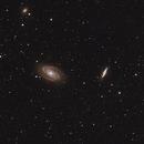 M81 and M82,                                Michael Capurso