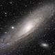 Andromeda Galaxy,                                Tor