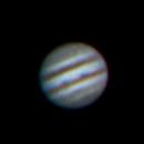 My first Jupiter,                                Marcos González Troyas