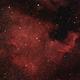 NGC7000 HaRGB,                                Sven Heinisch