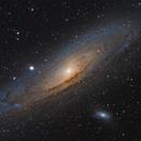 Andromeda Galaxy, M31,                                Jason Tackett