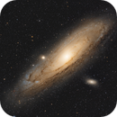 M31 - Andromeda Galaxy,                                Dagolaf