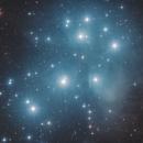 Messier 45,                                Manfred Ferstl