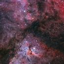 Carina Nebula 2 panel,                                Darkskywalker