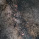 MILKY WAY sagittarius,                                Frigeri Massimiliano