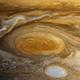 Jupiter, Great Red Spot (close-up),                                Ruben Barbosa