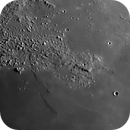 Northern Rim of Mare Serenitatus,                                Gardner D. Gerry