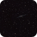 NGC 891 - 12 settembre 2013,                                Giuseppe Nicosia