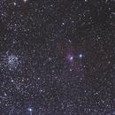 NGC 7635 - Nébuleuse de la Bulle,                                Sébastien Chouet