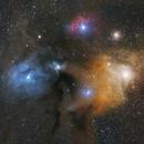 Rho Ophiuchi Region,                                Neven Krcmarek