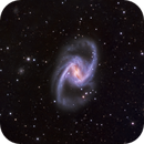 NGC 1365 BARRED SPIRAL GALAXY IN FORNAX (New data acquired October 2020),                                JAIME FELIPE RAMI...