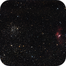 NGC7635 - M52,                                Tanguy Dietrich