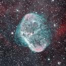Crescent Nebula - NGC 6888,                                Abraham Jones