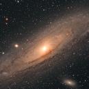 M31 Andromeda Galaxy,                                Alessandro Curci