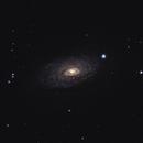 M63 Sunflower Galaxy,                                Monkeybird747