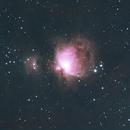 M42 Orion Nebula,                                Jaysastrobin