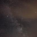 Morceau de Voie Lactée,                                CindyAstro