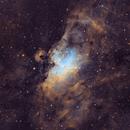 M16 - Eagle Nebula (Star Queen Nebula),                                Astro_Hoff
