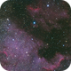 North America Nebula,                                Julien Lana