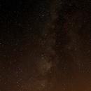"""Milky Way over """"Picón de Jerez"""",                                Alexis Castillo"""