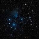 M45 - Pleiades the Seven Sisters,                                Roman Pearah