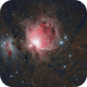 M42 and Running Man,                                David Frost