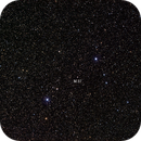 Part of Lyra with Messier 57,                                AC1000