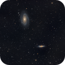M81 & M82,                                hy