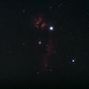 Nebulosa Fiamma e Testa di Cavallo,                                Luca Billeri