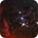 Orion Constellation- 78 Panel Mosaic at 1.6 Pixel Scale,                                Matt Harbison