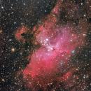 M16 The Eagle Nebula,                                Kevin Parker
