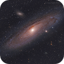 M31  LRGB,                                Benoit Gagnon