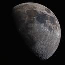Moon per 2021/04/21 @ 66% Illumination,                                G400