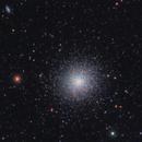 First Light - M13,                                Scott