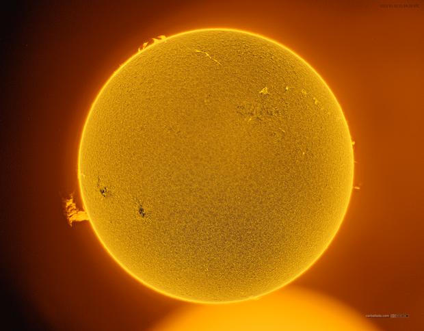 Sun 30th March 2021 (AR12812, AR12811),                                Jose Carballada