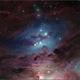 NGC 1977,  The Running Man Nebula,                                Randal Healey