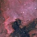 "NGC 7000 (""North America"" Nebula),                                Giuseppe Marino"