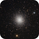 M13 Great Globular Cluster in Hercules,                                Veljko Petrović