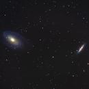 M81 & M82,                                Brian F