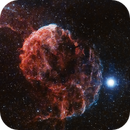 Jellyfish Nebula -IC 443,                                CitySpace Astro