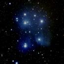 Pleiades M45,                                Sean