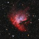 NGC 281  Pacman Nebula,                                Doug Summers