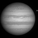 Jupiter & Ganymede 5 march,                                Edwin Pottillius