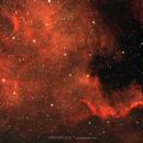 NGC 7000 ,                                Stephane Jung