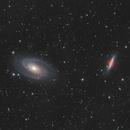M81, M82 and some IFN - HaLRGB,                                Victor Van Puyenbroeck