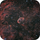 Crescent Nebula,                                Poochpa
