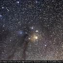 Rho Ophiuchi Nebula Complex,                                lcsky
