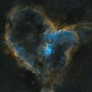 The Heart Nebula,                                Lar McCarthy