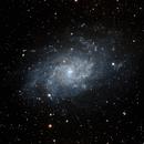 Pinwheel Galaxy,                                francopanetta